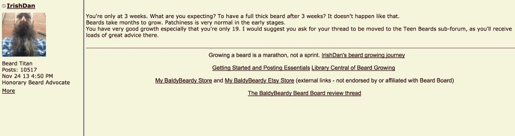 Growing Your First Beard Is Hard  These Men on the Internet