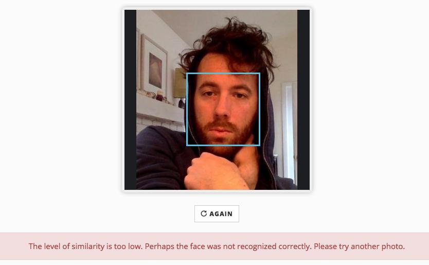 Face recognition porn