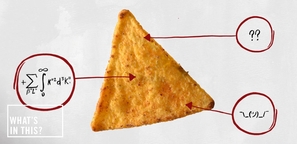 What's in This?: Doritos Nacho Cheese Tortilla Chips