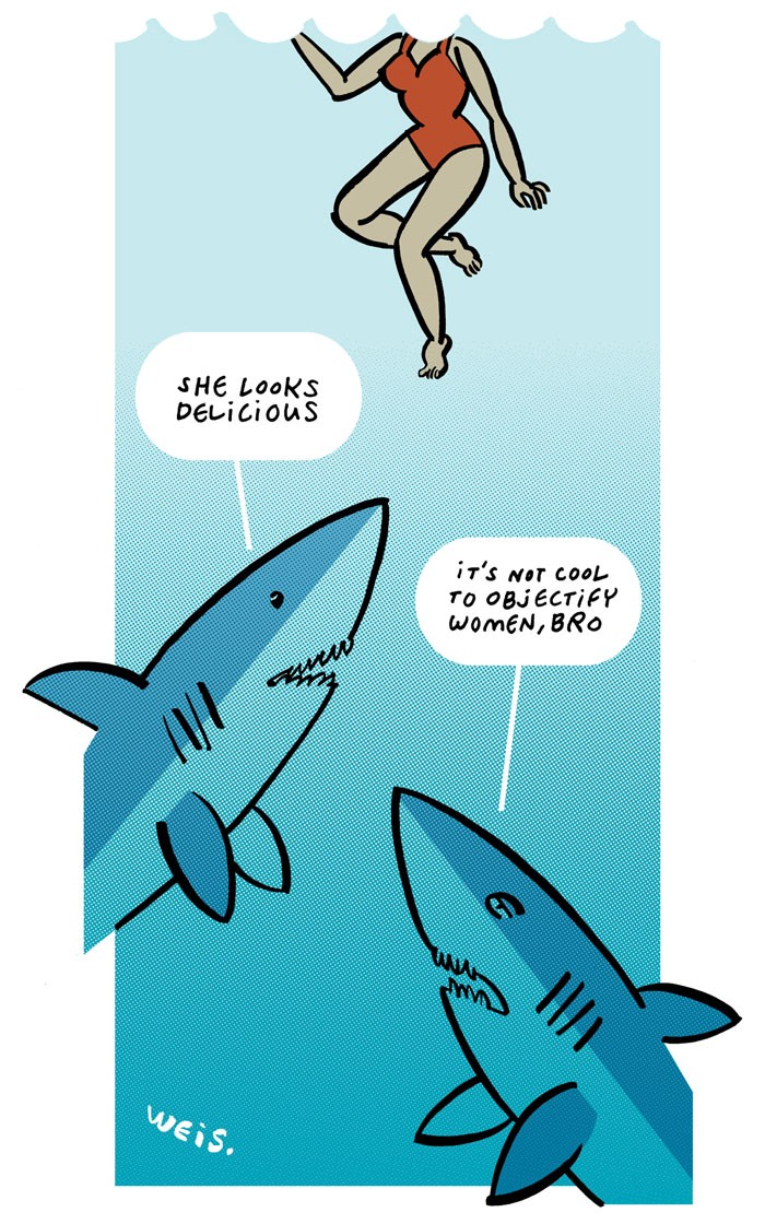 Comic by StevenWeissman