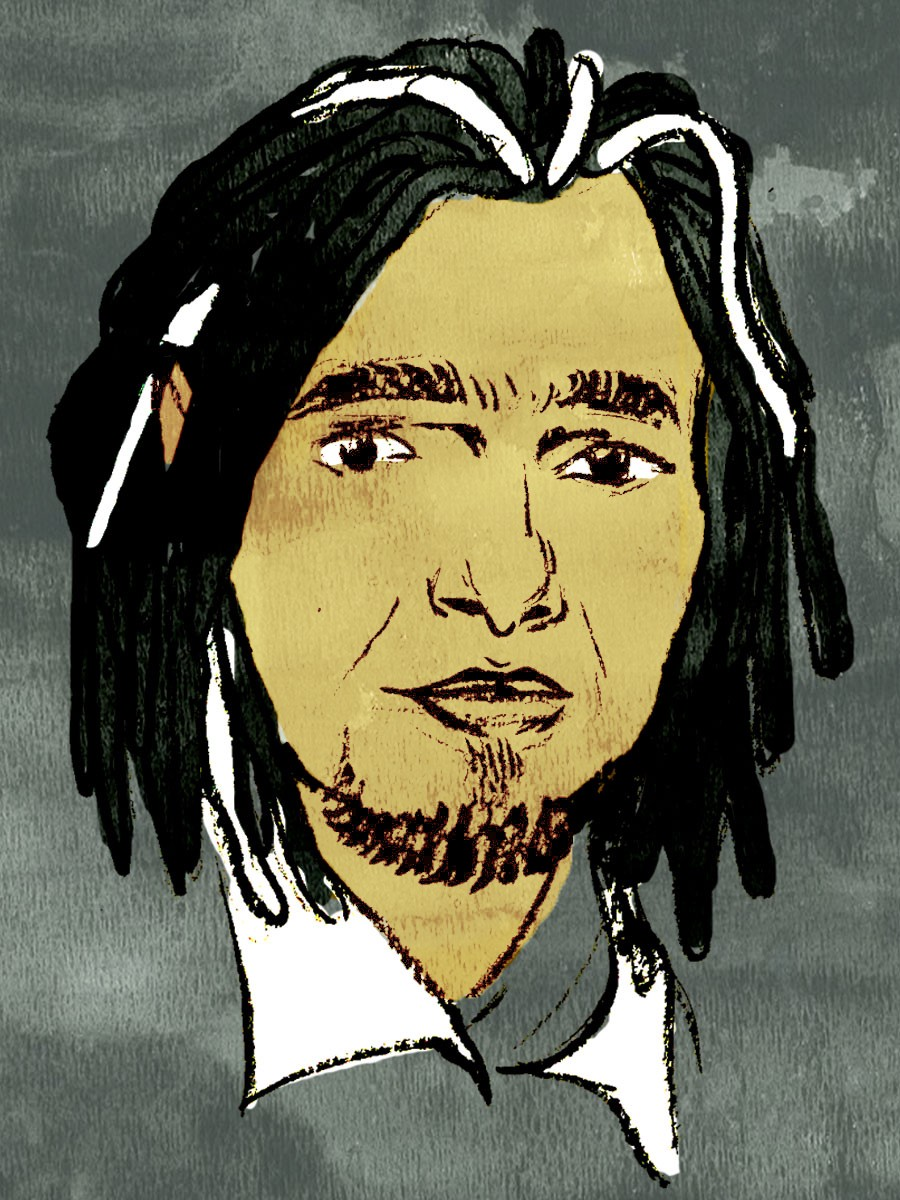 An Unfortunate History of White Men With Dreadlocks | MEL Magazine