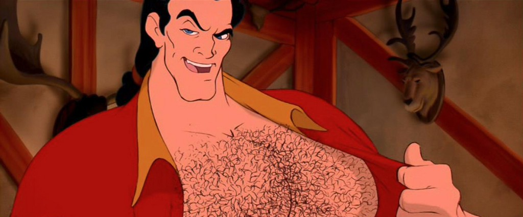 How Gaston Became the World's Most Beloved Disney Villain