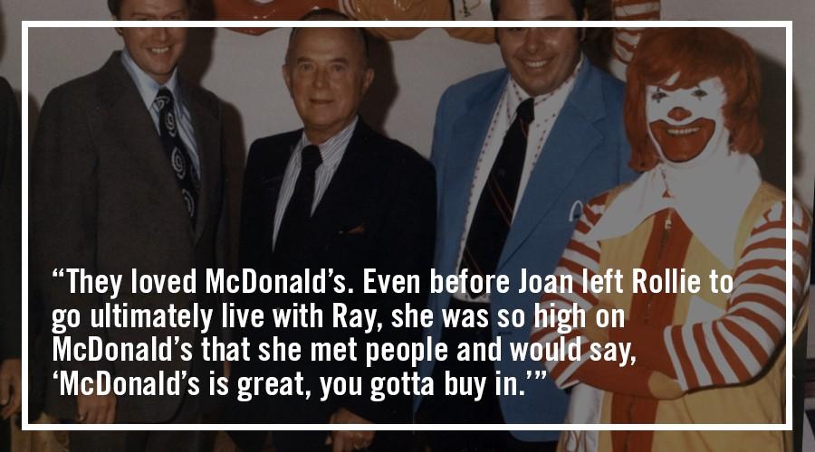 e5ee14b0c708 The Tumultuous Marriage Behind the McDonald s Empire - MEL Magazine