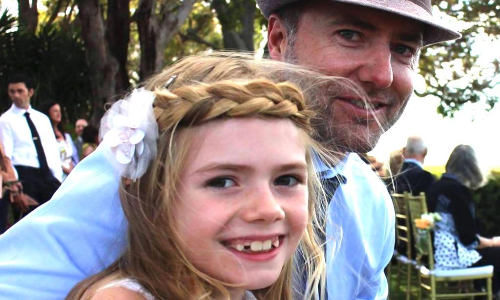 Photo via Daddy Daughter Hair Factory /Facebook
