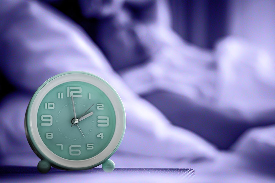 Why Your Brain Hates You When You Wake Up in the Middle of the Night