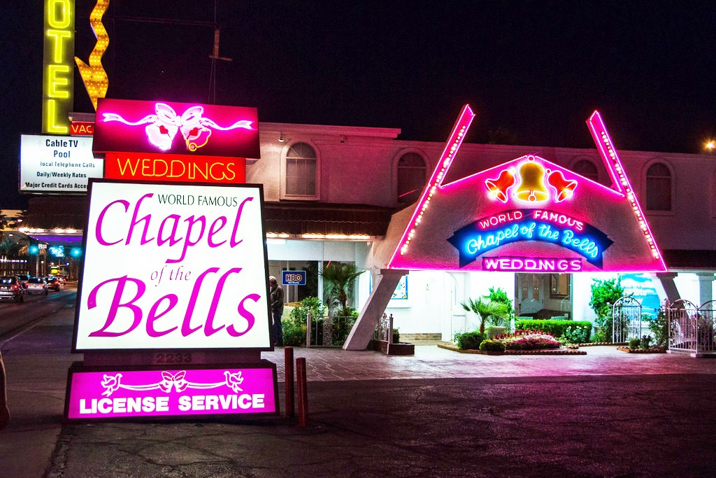 Las Vegas Wedding Chapels.A Cultural History Of The Vegas Quickie Wedding Mel Magazine