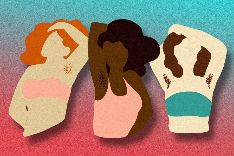 Why Do Men Fear Women S Armpit Hair Mel Magazine