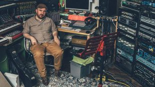 Stephin Merritt of The Magnetic Fields