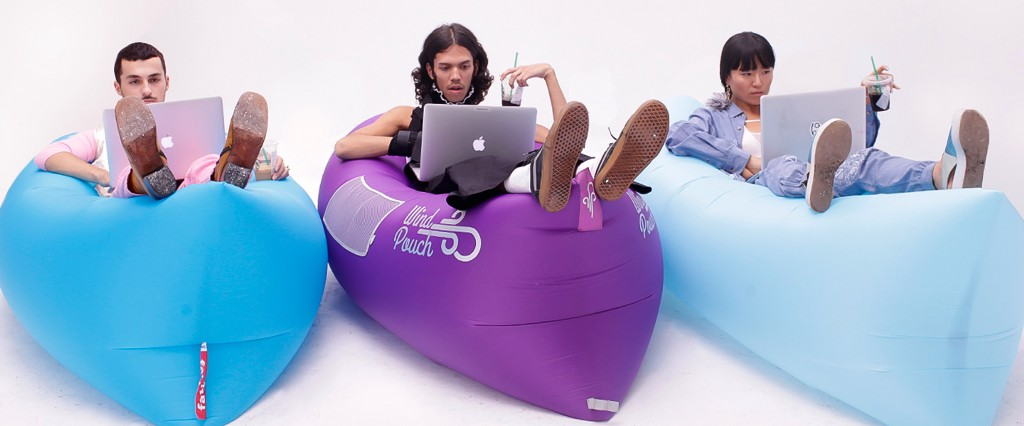 Awe Inspiring Who Invented Those Weird Air Sacks Mel Magazine Ocoug Best Dining Table And Chair Ideas Images Ocougorg
