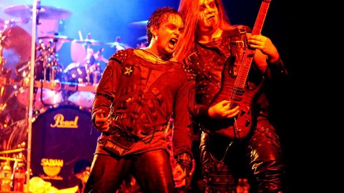 Cradle of Filth Live in Fort Lauderdale