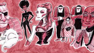 Illustrations by Spencer JohnOlson