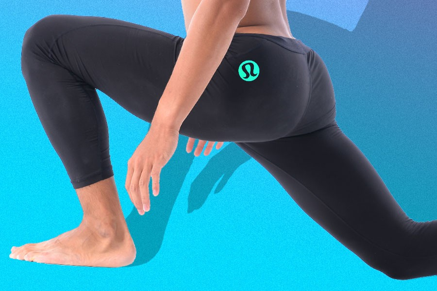 Lululemon's Push to Get Men to Wear Yoga Pants