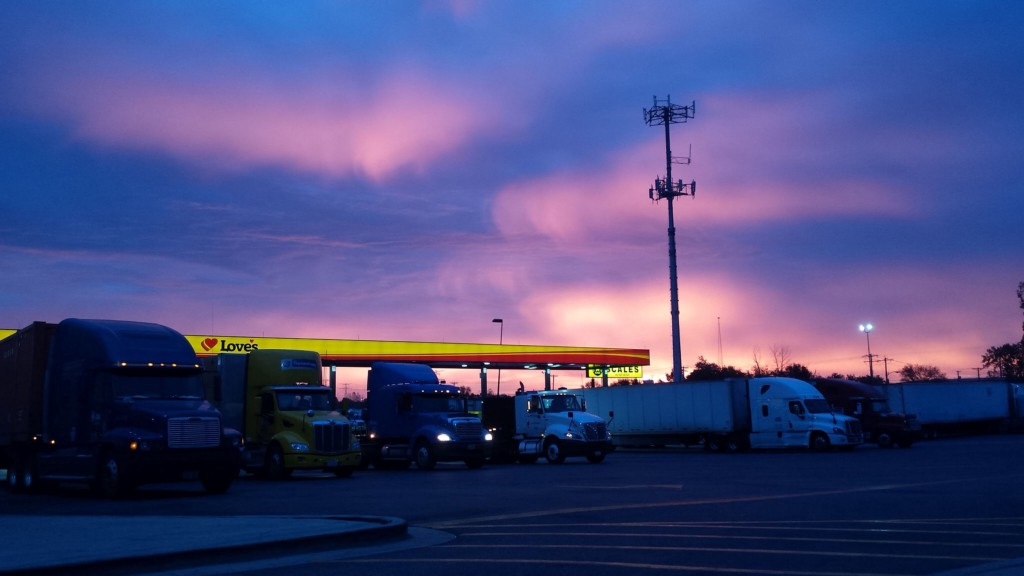 The Trucking Industry Is the Perfect Fit for Many Transgender People