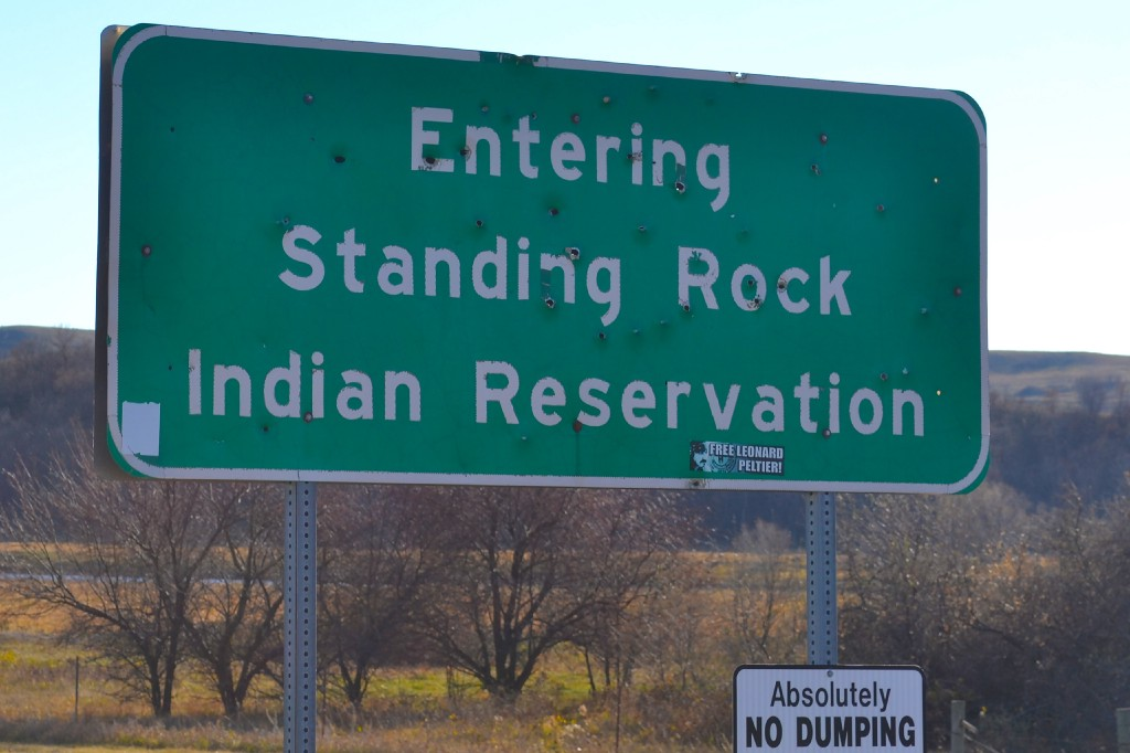 standing rock indian reservation - 1024×682