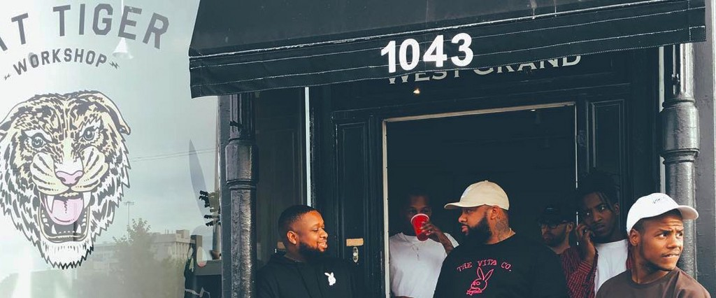 chicago streetwear shop fat tiger workshop puts community first