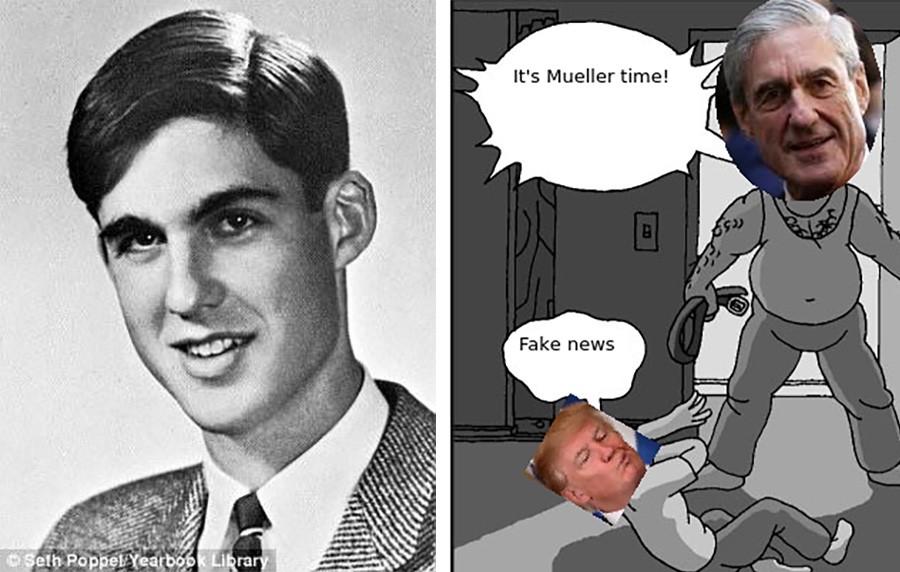 On Reddit Fighting Trump With Robert Mueller Memes Mel Magazine