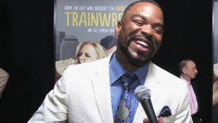 Method Man at the premier of 'Trainwreck.' Image viaYouTube.
