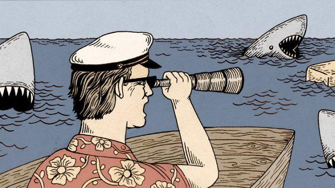 Illustration by Dave vanPatten
