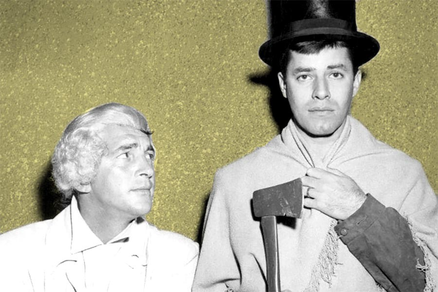 brotherly love why jerry lewis and dean martin never really broke