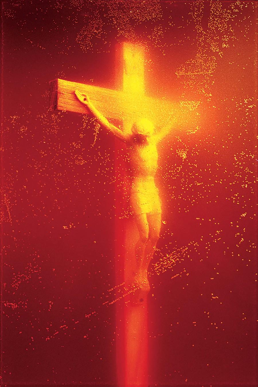 Conservatives Still Pissed About 'Piss Christ' | MEL Magazine