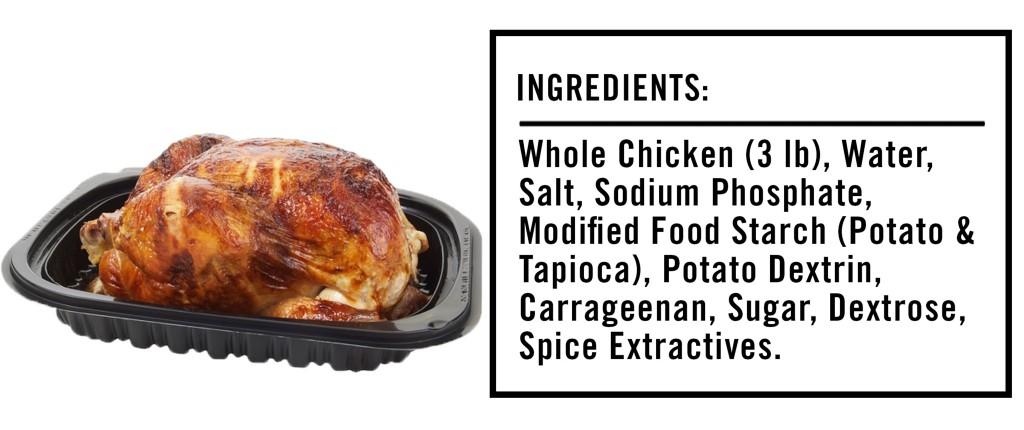 Whats In This Kirkland Seasoned Rotisserie Chicken Mel Magazine