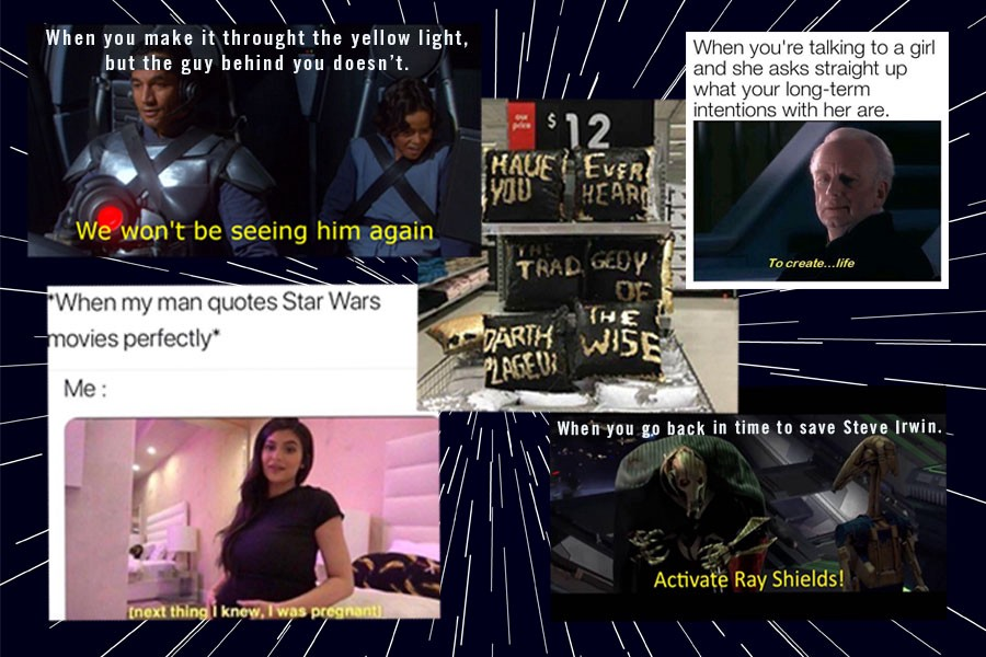The Reddit Group Dedicated To Making Memes About The Star Wars