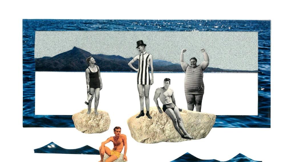 19bc2445b4 Bathing Suits for Big Boys | MEL Magazine
