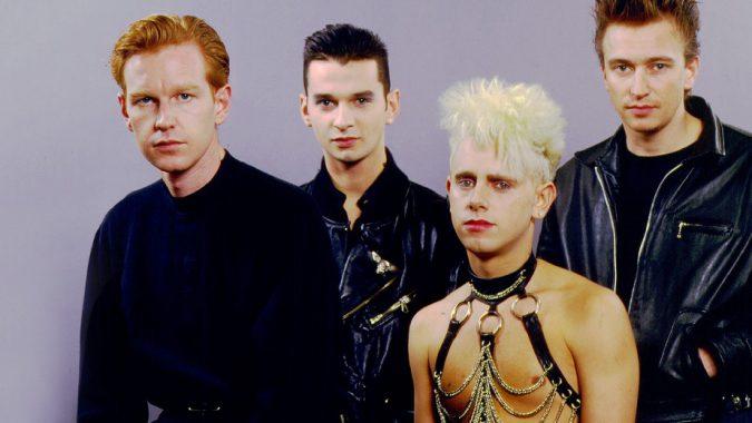 Depeche Mode. Photo by PaulNatkin