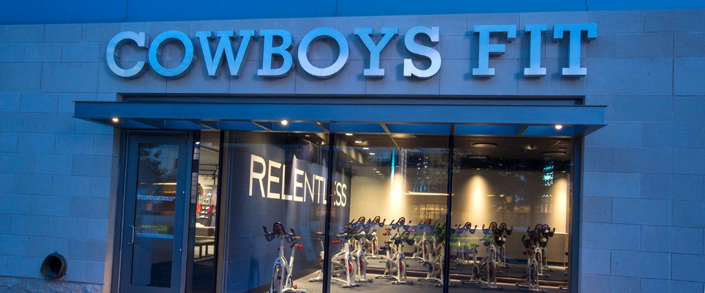 Sweating it out at the dallas cowboys branded luxury gym mel magazine