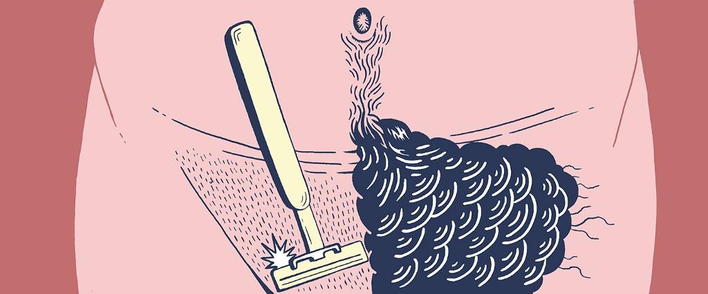 Illustrations by Dave vanPatten