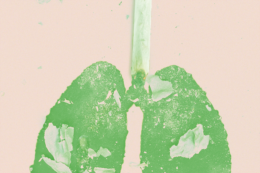 Why Doesn't Smoking Weed Give You Lung Cancer Like