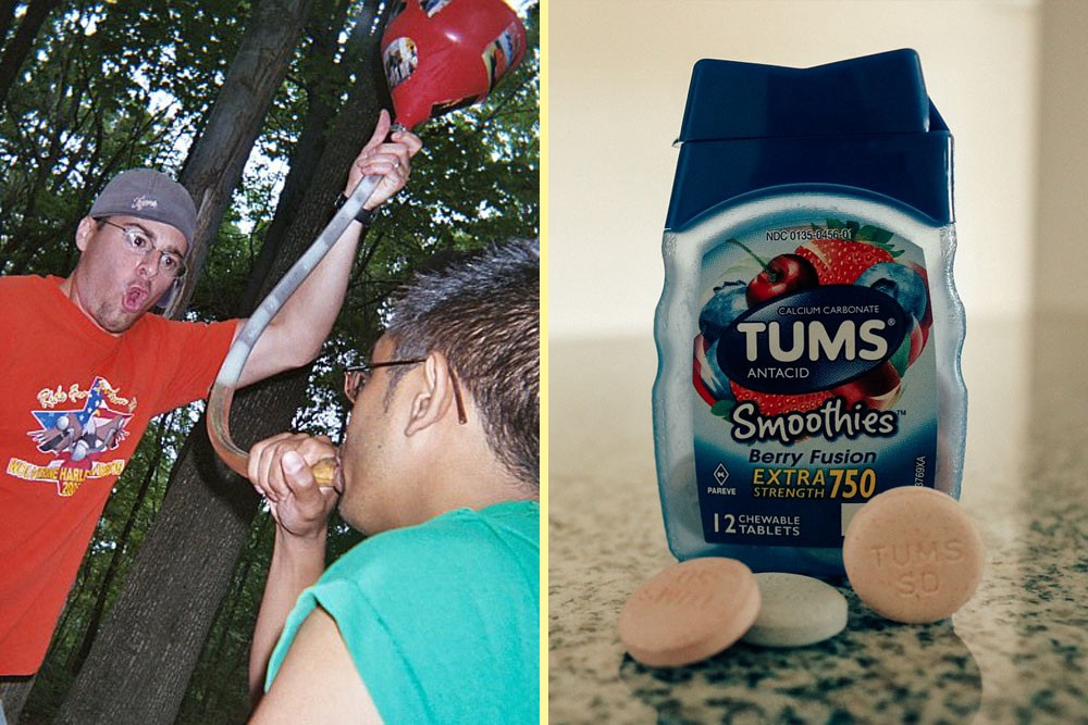 From Tums to Adderall to Truvada, How Booze and Medications