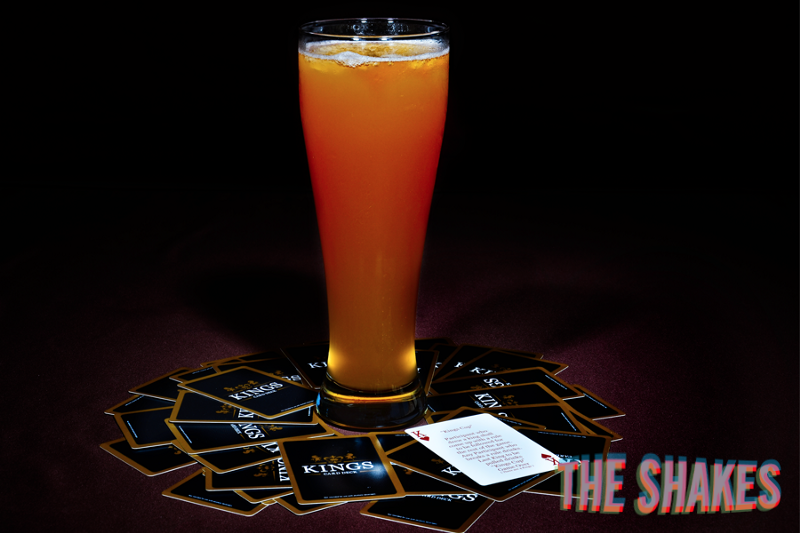 These Are the Only Acceptable Drinking Games, According to Bartenders