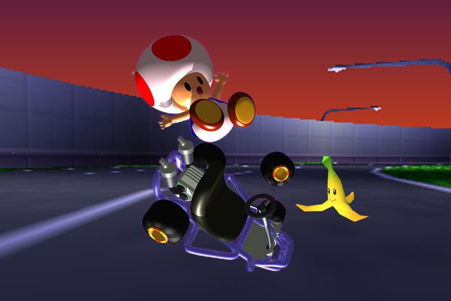 What Your Mario Kart 64 Character Choice Says About Your Penis
