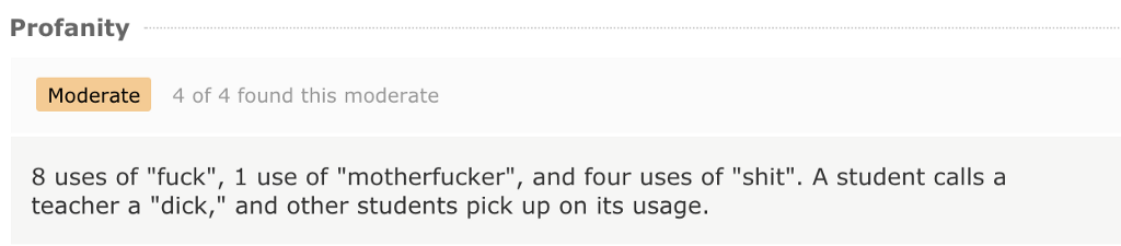 Can You Guess the Dude Movie From Its IMDb Parents Guide