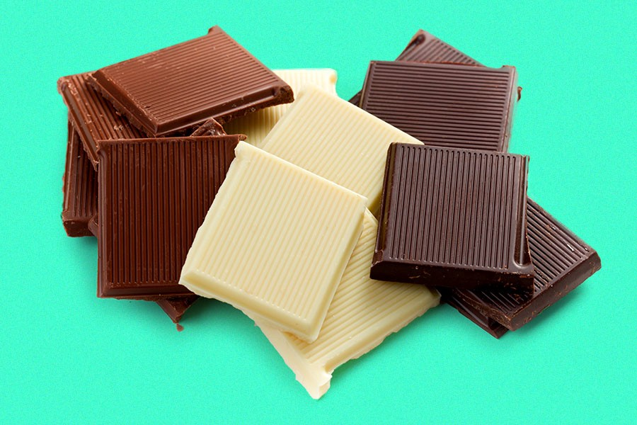 Healthiest Chocolate: Which Is Healthier — Dark, Milk or White Chocolate?