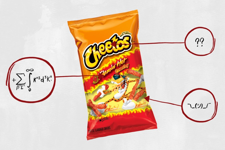 What's In This?: Flamin' Hot Cheetos