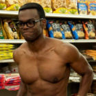 shirtless chidi