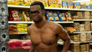 shirtless chidi