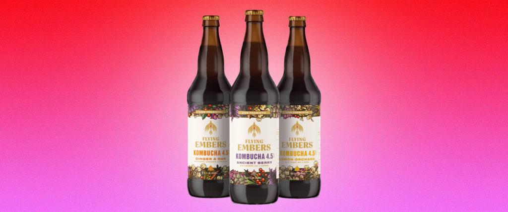 Is Hard Kombucha A Healthier Way to Get Drunk?