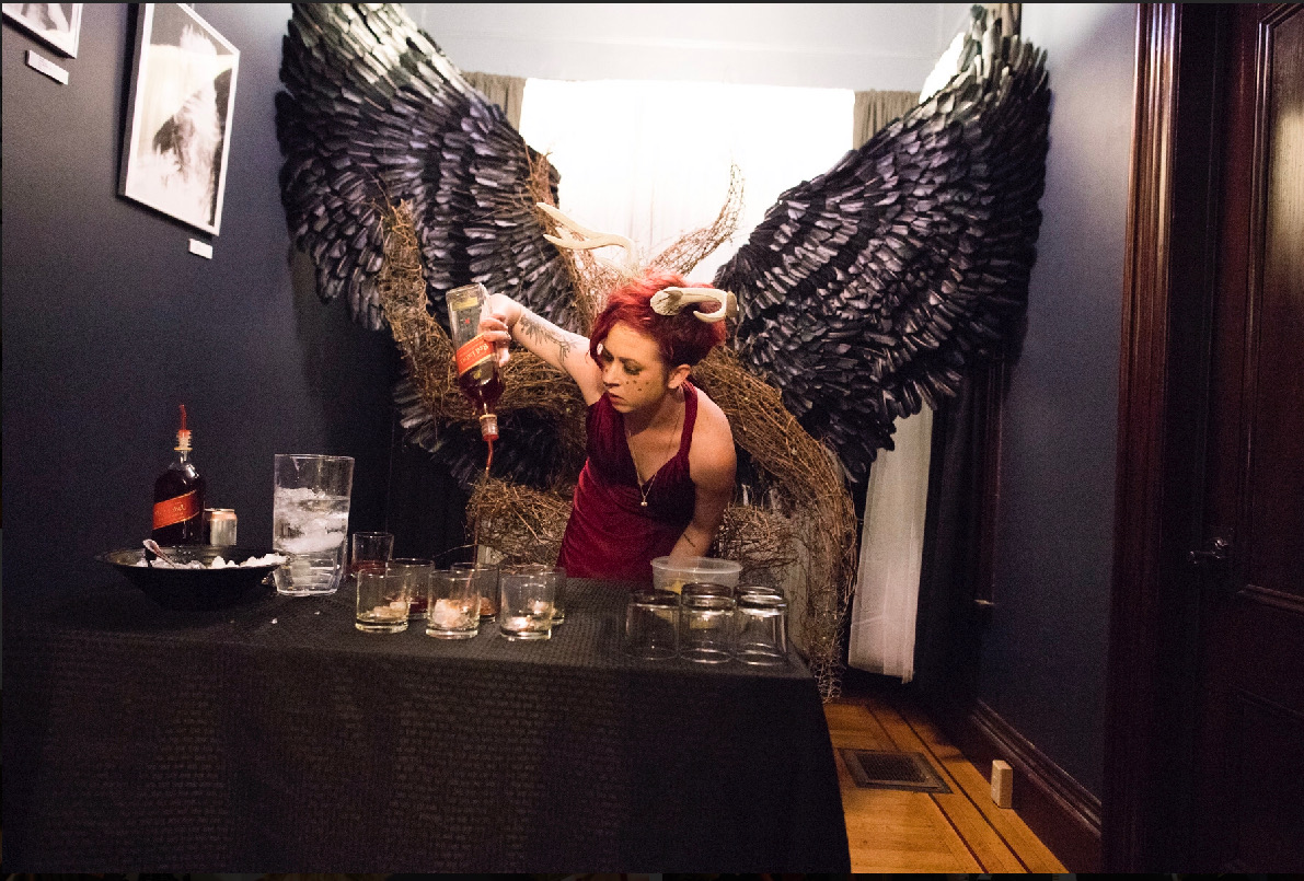 The 'Satanic Chef' Can Recommend a Bloody Good Wine to Pour in Your Skull Goblet