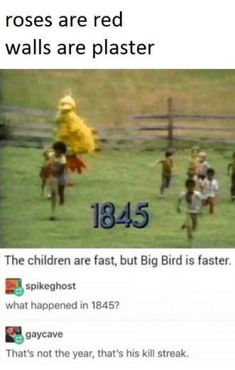 Big Bird S Shockingly Dark Life On The Internet