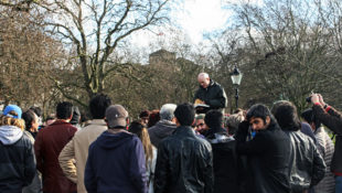 speakerscorner