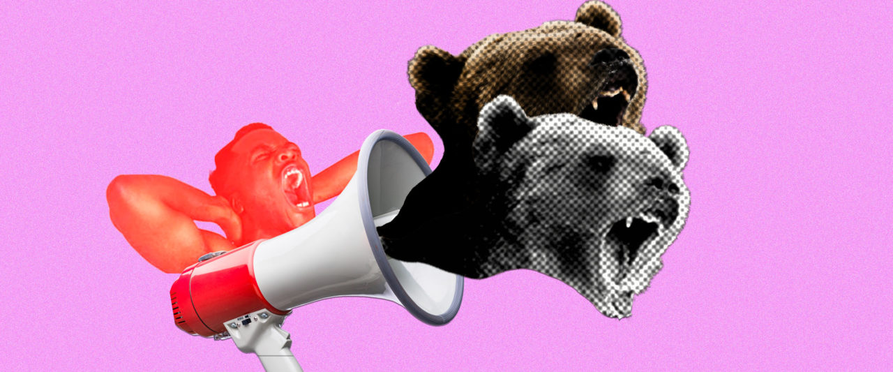 Why Your Angry Voice Sounds So Different | MEL Magazine