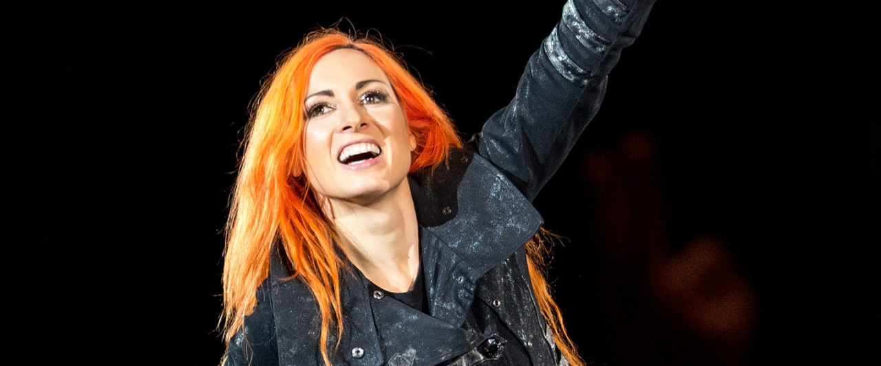 becky lynch the man of the wwe s women s revolution mel magazine