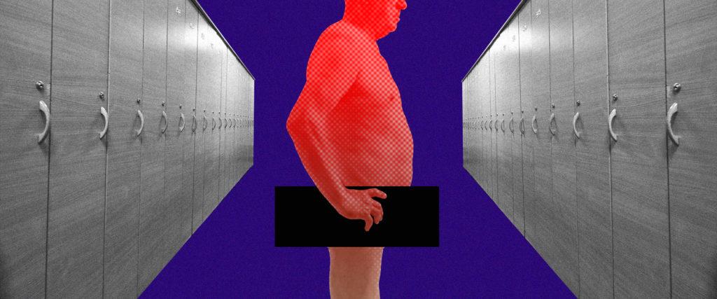 Nudity - Magazine cover