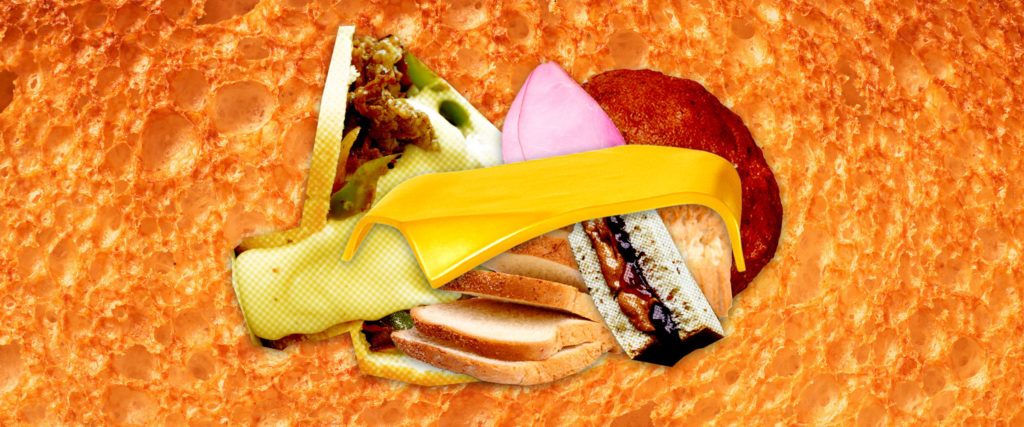 Ranking Classic Sandwiches by How Healthy They Are