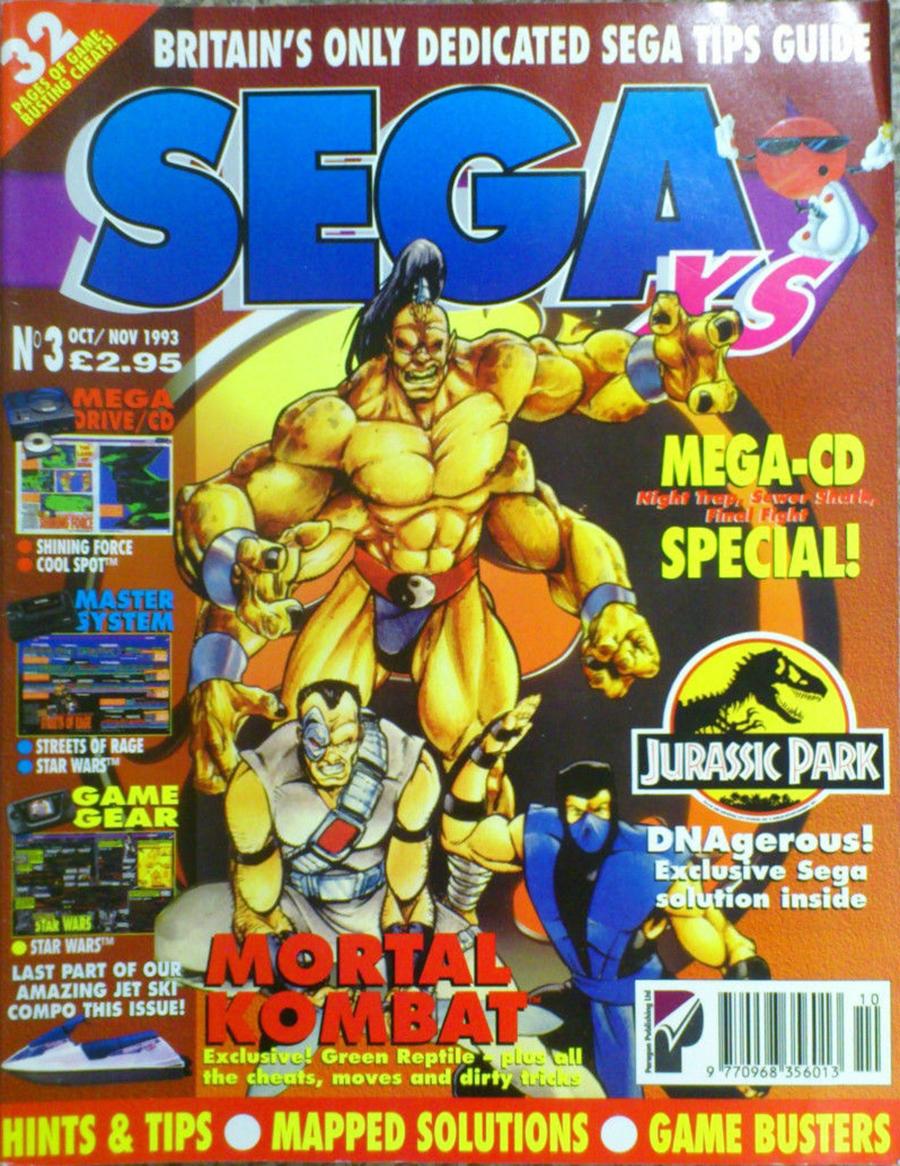 An Oral History of 'Mortal Kombat'   MEL Magazine