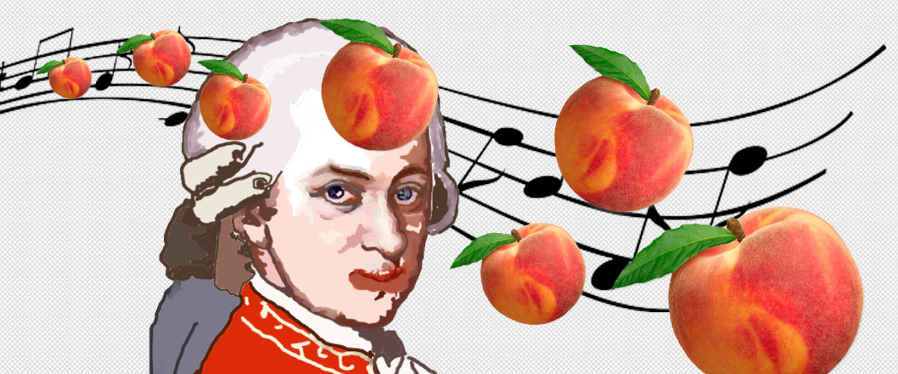 We Talked to Leading Mozart Scholars About the Composer's Love of Ass  Jokes. '