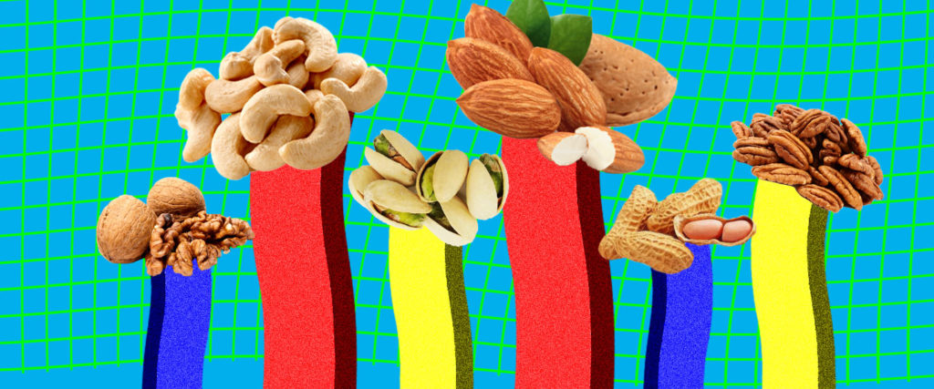 Ranking Nuts by How Healthy They Are